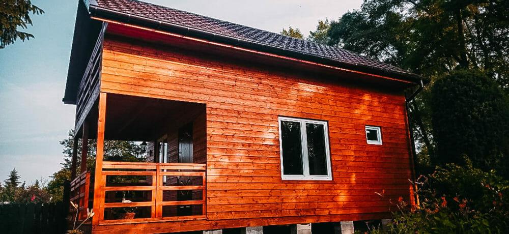 Budowa domów nad bałtykiem