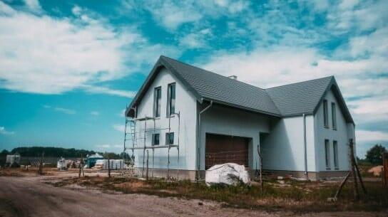 Budowa domów jednorodzinnych w technologii Izodom w niemczech