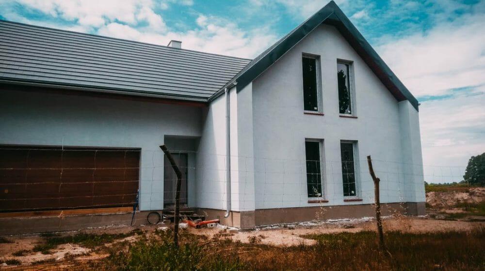 Budowa domu technologią Izodom w niemczech