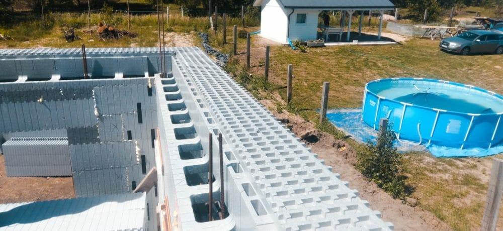 Budowa domu w technologii Izodom w szczecinie