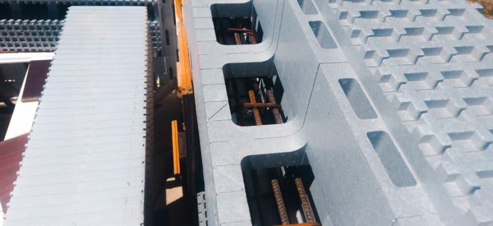 Budowa domu technologią Izodom w szczecinie