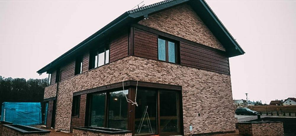 Domy w stylu skandynawskim w szczecinie
