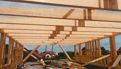 Konstrukcje drewniane w stanie surowym Szczecin